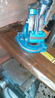SWIVEL & TILT  VICE 80mm - 3''  for milling-drilling machines  TWO   WAY  VISE