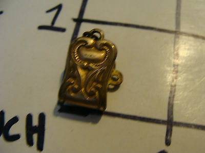 Vintage Jewelry: clasp thing 1908 it looks like