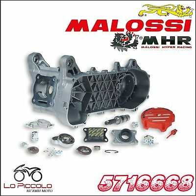 5716668 Carter motore MALOSSI completo MHR RC-ONE YAMAHA AEROX 50 2T LC euro 2