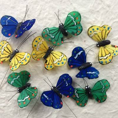 CLEARANCE - 60 Handmade Butterfly's New - FAULTY - While Stocks Last