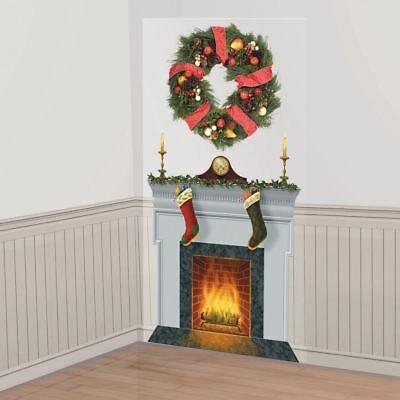 Cosy Christmas Scene Setter Christmas Party Decoration- 1.65m