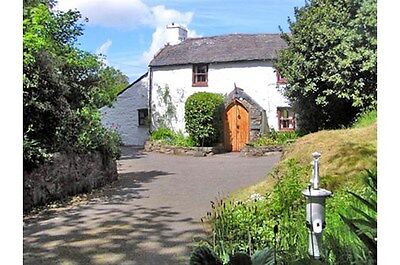 New Year at Olde world remote Welsh cottage near CONWY, Snowdonia North Wales