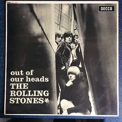 The Rolling Stones out of our heads Vinyl LP Stereo Boxed