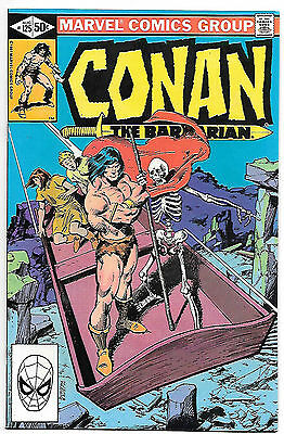 Conan the Barbarian #125 (Marvel 1981, vf 8.0) JM DeMatteis & John Buscema