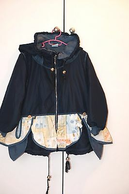 Toff Togs Designer Girls beautiful jacket age 4 -5 years 110 cm