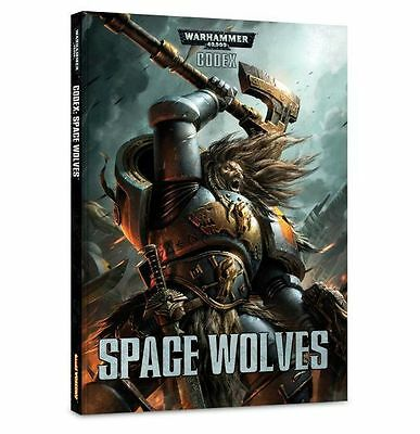 Codex: Space Wolves Warhammer 40,000 Games Workshop