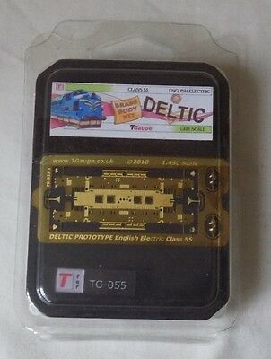 T Gauge 1:450 Scale TG-055 Deltic Electric Class 55 Brass Body Kit NEW FREEPOST