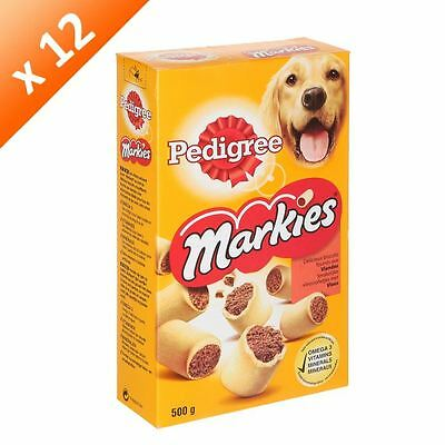 PEDIGREE Markies pour chien 500g (12)