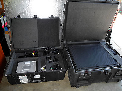 XLNT! NDT SAIC RTR-4 Large Area Imager Portable Digital X-Ray Golden Engineering