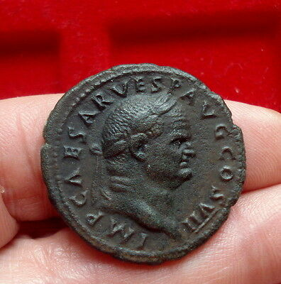 Vespasian AE AS., roman bronze