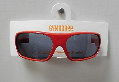 GYMBOREE Baby Sunglasses Fits 0-24 Months....NWT....Red