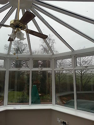 Totally Clear Low E Energy Saving Window Film - Sold Per Mtr - Diy Easy Fit