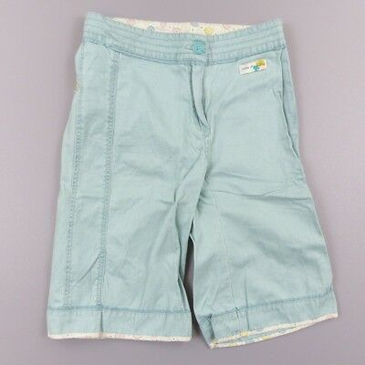 Bermuda short fille 10 ans Sergent major taille ajustable - vêtement habit