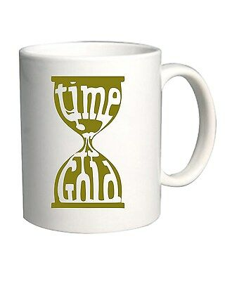 Tazza 11oz CIT0236 time is gold
