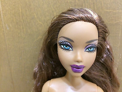 Barbie My Scene Madison Bling Bikini Doll Highlighted Hair African American Rare