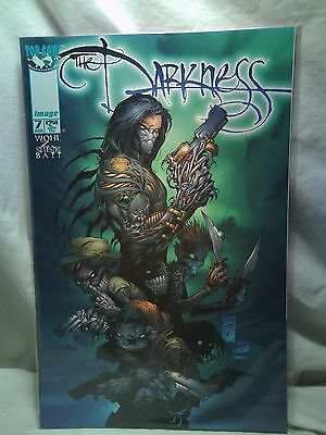 The Darkness 1997 Top Cow Comics Issues 7