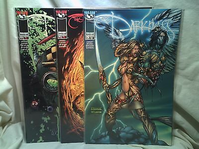 The Darkness 1998 Top Cow Comics Issues 11 12 14