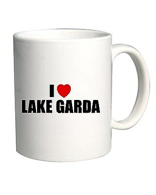 Tazza 11oz TLOVE0054 i love lake garda italy