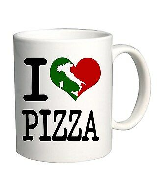 Tazza 11oz TLOVE0063 i love pizza light