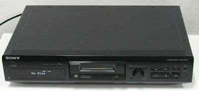 Sony Mds-Je330 Minidisc Player