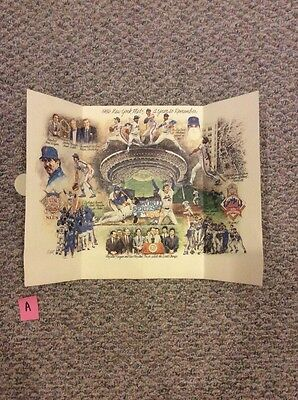 New York Mets A Year To Remember 1986 World Series