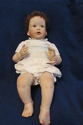 Ashton Drake Heirloom Baby Boy  In Original Box