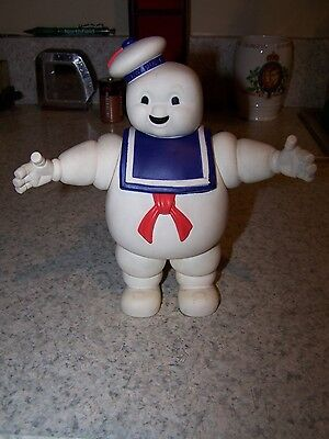 1984 Ghostbusters Stay Puft Marshmellow Man 7 inch Figure Columbia Pictures