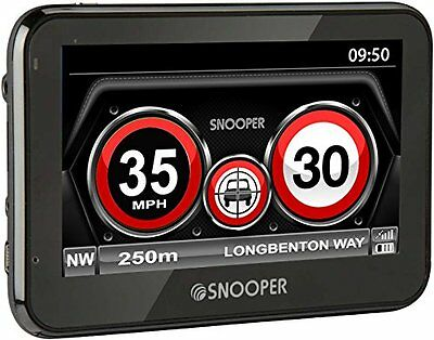 Snooper My-Speed XL Camera and Limit Warning GPS System