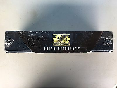 Star Wars CCG Third Anthology Decipher Sealed OOP NEW