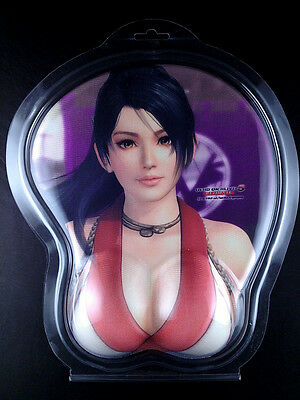 Dead or Alive 5 Ultimate Momiji 3D Mouse Pad Oppai official Koei Tecmo Games New
