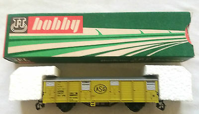 Piko Model Trains Berliner Bahnen Tt Gauge Scale 1:120  Asg 4152 Boxcar Carriage