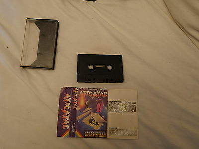 Sunday Flood Of Quality ZX Spectrum Software:- Ultimate Play the Game Atic Atac