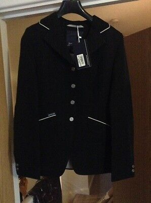 Just Togs Navy Blue Junior Mizz Beverly Show Jacket Age 15 To 16 Years Ladies 8