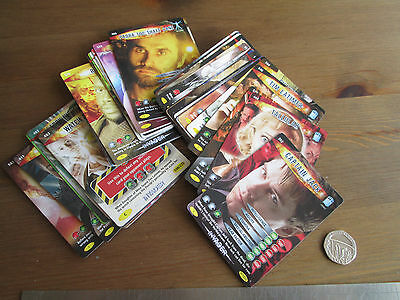 Doctor Who (Dr Who) - 50 Battles In Time Trading Cards.