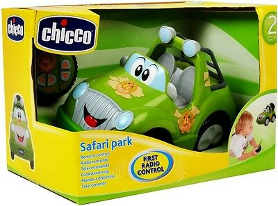 Chicco Safari Park Remote Control Green Jeep Brand New Age 2+ Years Free Uk Post