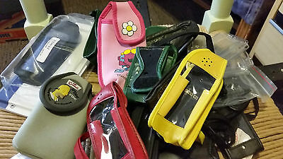 Phone Cases Job Lot of 23 - Mostly new