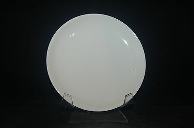 Iroquois Casual White Mottled Bread and Butter Plate