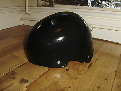 Stateside Mullet Skate Bike Helmet 54Cm - 56Cm Good Condition No Reserve