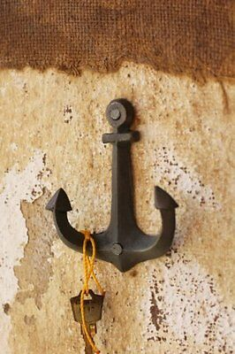 "Anchor Coat Hook, 4"" X 3"""