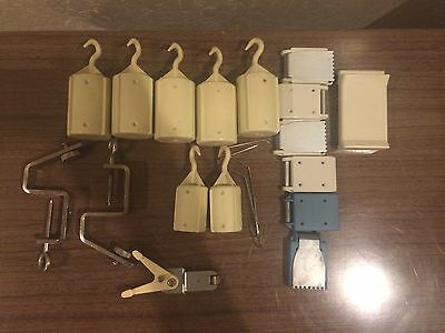 Mixed lot weights for knitting machine plus more