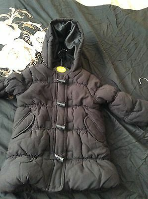 John Lewis Girls Quilted Coat