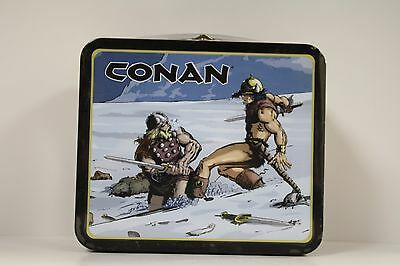 Dark Horse Deluxe - CONAN Metal Lunch Box - Sealed NEW
