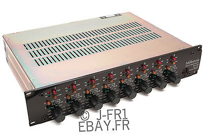 BRAND NEW! MILLENNIA PREAMP 8 channels NEUF HV-3D see original pictures HV3D