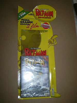 Rat-Man Dvd Collection 1 + Cofanetto Nuovo Blisterato