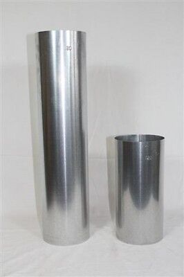Stove pipe / Flue pipe FAL Ø80mm Length 250mm