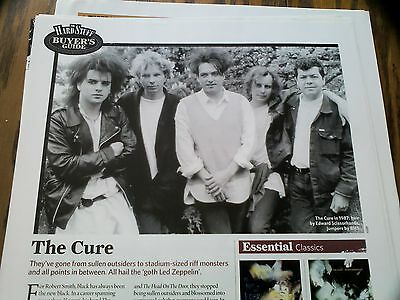 The Cure Buyers Guide Best Albums Singles Article Classic Rock Kerrang