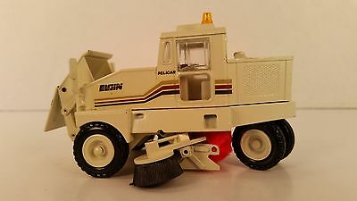 Reduced* Conrad #5066 Rider Elgin Street Sweeper 1/50 Made in W.Germany