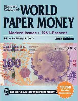 Catalog of World Paper Money, Modern Issues, 1961-Present 20th ed PDF(Banknotes)