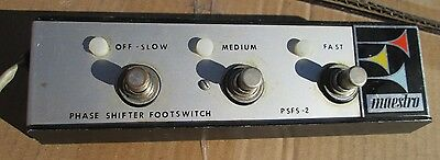 Maestro Psfs 2 Footswitch For The Ps 1 Phase Shifter