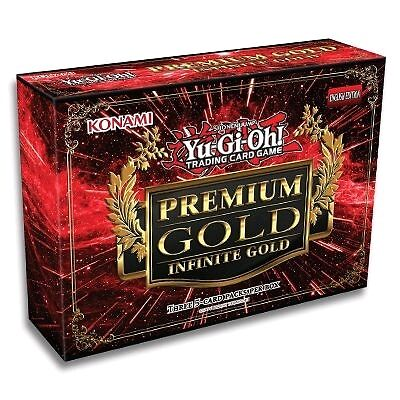 Yu-Gi-Oh! TCG Premium Gold 3 Counter Display